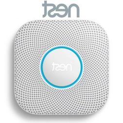 Nest Protect Wired Smoke & Carbon Monoxide Detector Alarm CO