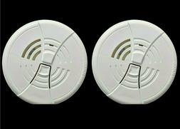 qty-2 BRK Smoke Detector Model FG250RV