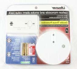 Kidder Carbon Monoxide and Smoke Alarm Detector Value Pack i
