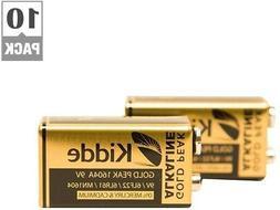 Kidde 9-Volt Replacement Smoke Alarm Battery