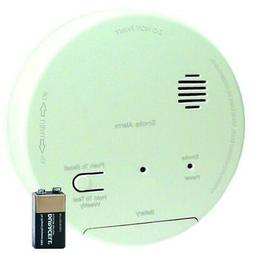 s1209 photoelectric smoke alarm detector with piezo