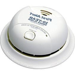 First Alert SA350B Smoke Alarm, 9V 10-Year Lithium Battery P