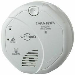 BRK SA520B Photoelectric Wireless Interconnect Battery Smoke