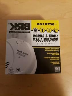 sc7010b smoke and carbon monoxide alarm ac