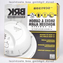 SC9120B BRK SMOKE & CARBON MONOXIDE ALARM 2 PACK