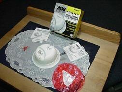 BRK Electronics SCO2B Smoke & Carbon Monoxide Alarm 9V Batte