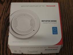 Honeywell SiX Two-Way Wireless Smoke/Heat Detector SIXSMOKE