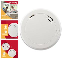 First Alert Slim Photoelectric Fire Smoke Detector Alarm 10-