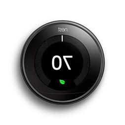 Nest Smart Learning Wi-Fi Programmable Thermostat, 3rd Gen,