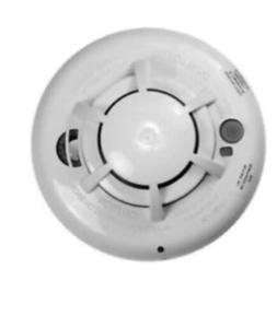 2GIG SMKT3 345 Smoke and Heat Detector 2GIG-SMKT3-345 Go! Co