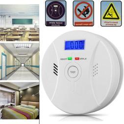 Smoke Alarm and Carbon Monoxide CO & Smoke Gas Detector Moni