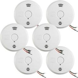 KIDDE Smoke Alarm and Carbon Monoxide Combination Detector H
