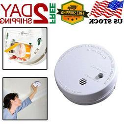 ✅ KIDDE Smoke Alarm And Carbon Monoxide Detector with Batt
