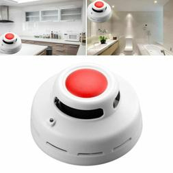 Smoke Alarm Carbon Monoxide Detector Fire Co Monitor Battery