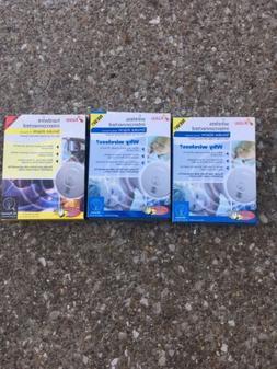 Kidde Smoke Alarm Hardwire Interconnected 3-pack