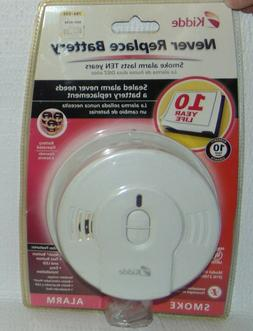 Kidde Smoke Alarm Model 0910 Never Replace Battery