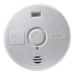 KIDDE P3010H Smoke Alarm,Photoelectric,Red LED