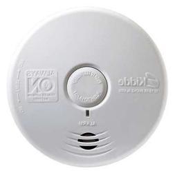 KIDDE P3010L Smoke Alarm,Photoelectric,Red LED