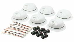 First Alert Smoke Alarm Sensor BRK Hardwired Detector System