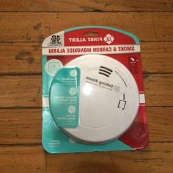 First Alert Smoke & Carbon Monoxide Alarm - 10 Year Battery