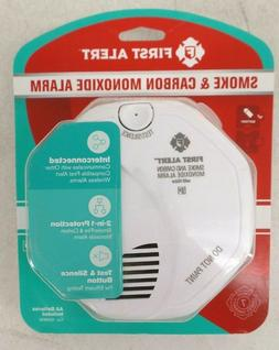 First Alert Smoke & Carbon Monoxide Alarm Battery Operated I