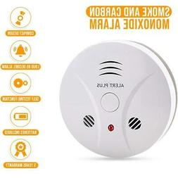 Smoke and Carbon Monoxide Alarm Combo Detector - Photoelectr