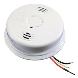 Kidde Smoke And Carbon Monoxide Alarm, Hardwired With 10 Yea