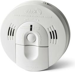 Kidde Smoke and Carbon Monoxide Detector Alarm with Voice Wa