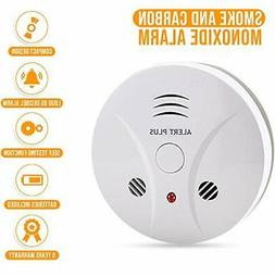 Smoke and Carbon Monoxide Detector - Battery Operated Smoke