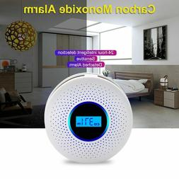 Smoke and Carbon Monoxide Detector w/ Alarm. Battery Operate