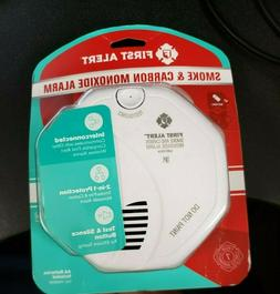 First Alert Smoke And Carbon Monoxide Detector Wireless Inte