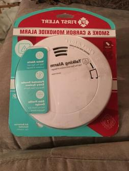First Alert  Smoke And Carbon Monoxide Talking Alarm