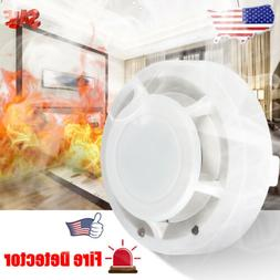 Smoke Carbon Fire Monoxide Detector Warn Alarm Gas Sensor Se