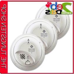 Smoke Carbon Hardwired Monoxide Battery Detector SC9120B-3 B