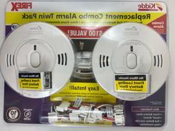 Kidde 120-Volt Smoke & Carbon Monoxide Alarm Battery Backup