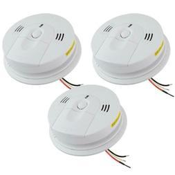 Kidde Smoke Carbon Monoxide Combination Detector Hardwire Vo