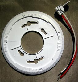 Kidde Smoke Carbon Monoxide Mounting Plate KN-COSM-IB KN-COS