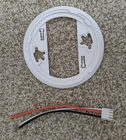 First Alert Smoke CO Detector Mounting Plate Bracket Power C