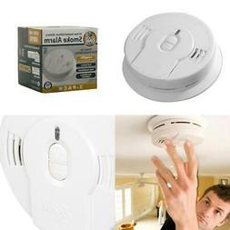 Smoke Detector 10-Year Sealed Battery Operated Ionization Se