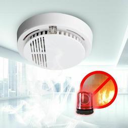 Smoke Detector Alarm Battery Carbon Monoxide Sensor Wireless