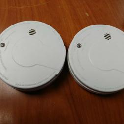 Kidde Smoke Detector Alarm   Battery Operated   Model # i905
