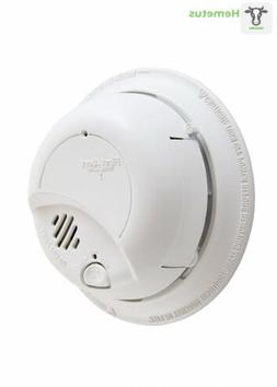 First Alert Smoke Detector Alarm | Hardwired with Backup 1 p
