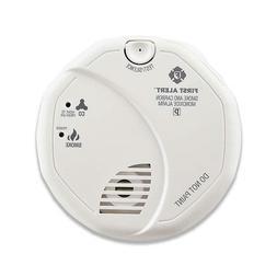 First Alert Smoke Detector and Carbon Monoxide Alarm, Batter