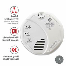 First Alert Smoke Detector and Carbon Mo