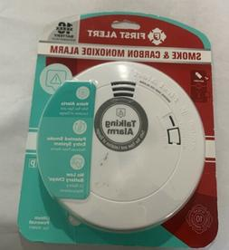 First Alert Smoke Detector and Carbon Monoxide Detector Alar