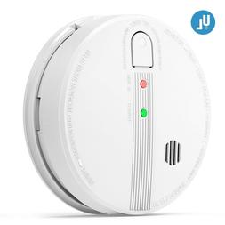 Smoke Detector Photoelectric Sensor Smoke Alarm 10 Years Saf