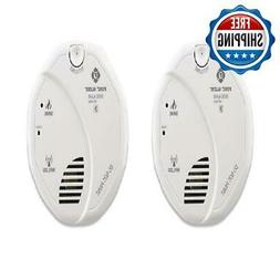 smoke detector with voice alarm 2 aa
