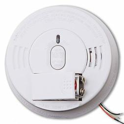 Kidde 27695 - 120 volt Spring Load Smart Hush Smoke Alarm wi