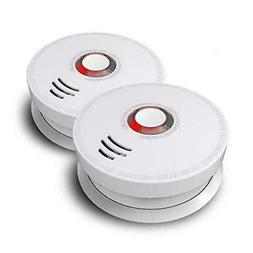 ul listed mini smoke alarm photoelectric detector