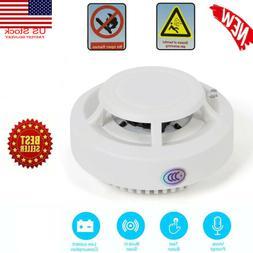 US Smoke Carbon Fire Monoxide Detector Warning Alarm Gas Sen